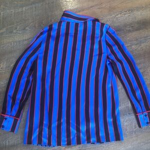 Alice and Olivia silk blouse